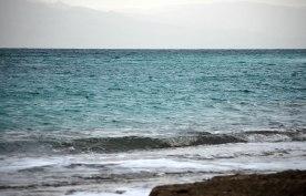 Mineral beach shores