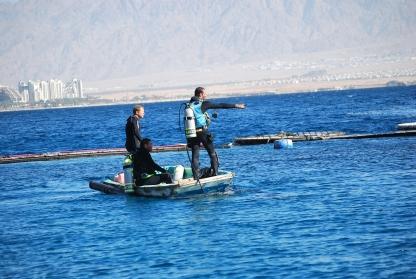 Eilat- Snuba divers paradise!