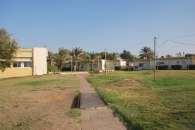 SPNI youth hostel at Achziv